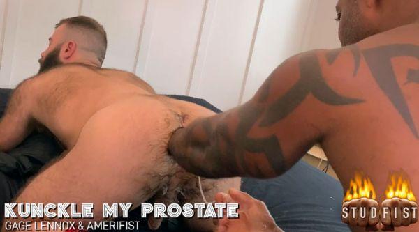 SF - Knuckle My Prostate - Gage Lennox & Amerifist