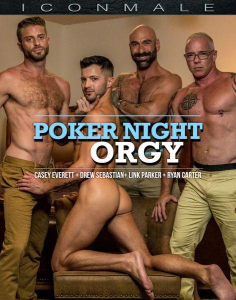 IM - Casey Everett, Link Parker, Ryan Carter, Drew Sebastian - Poker Night Orgy