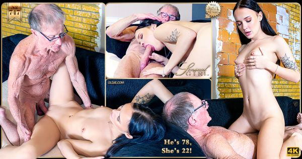 Young: Sasha Sparrow - №747 Easy Job To Make It Hard (FullHD/1080p)