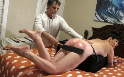DallasSpanksHard – Smack Begin 3 – Paddle-strap Punishment