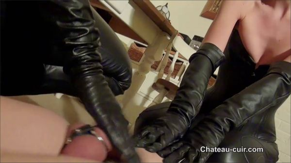 Chateau-Cuir - Anal Slut For Leather Bitches Part One