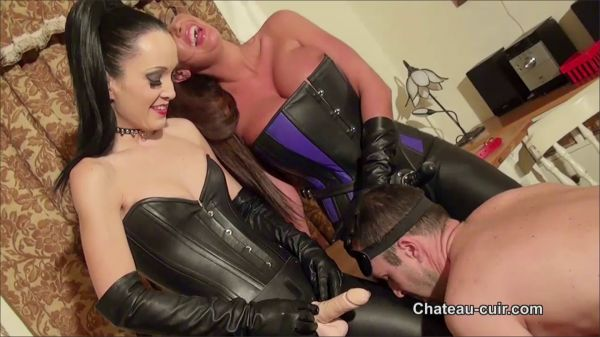 Chateau-Cuir - Anal Slut For Leather Bitches Part Two