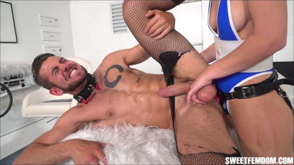 SweetFemdom - SweetFemdom - SweetFemdom - Super Ginger VS Dante Colle Part 1 (Ginger Banks)