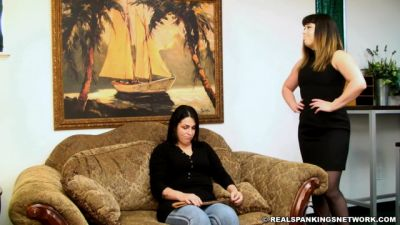 RealStrappings – Jordyn Steals From Betty