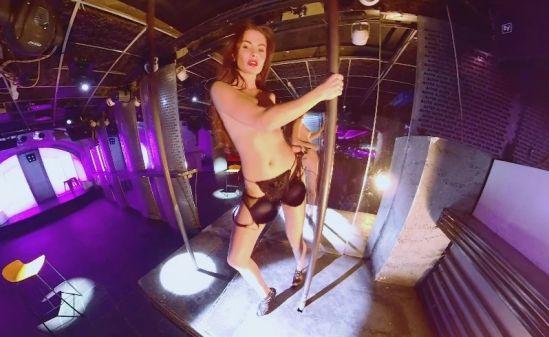 Private Striptease 2 Gear vr