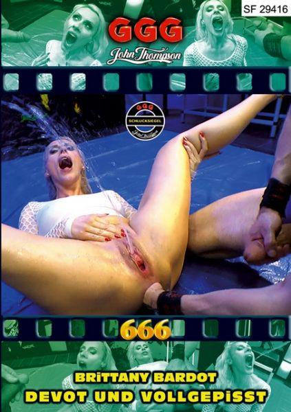 666 - Brittany Bardot-Devot Und Vollgepisst - Brittany Bardot Submissive Piss (FullHD Rip 1080p)