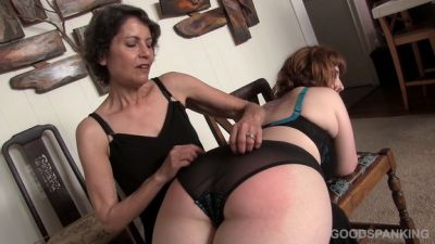 GoodSpanking – Dressed Pretty For Her Spanking – Part One