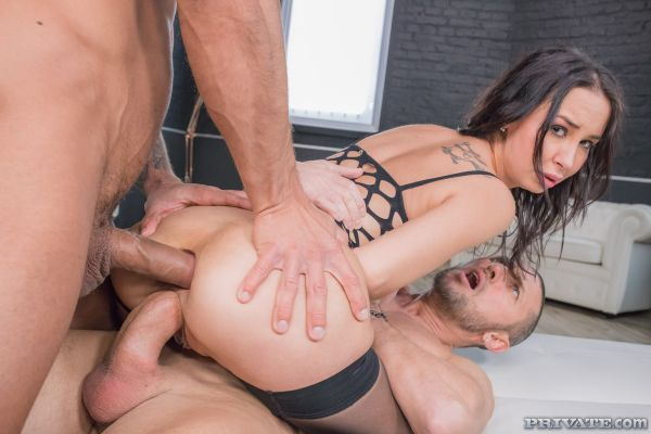 Anal: Freya Dee - Debuts With Extreme DP Threesome (30.04.2020) (FullHD/1080p)