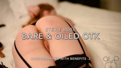 Stevie Rose Bare Oiled Otk – Photographer With Benefits 2