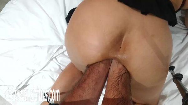 Queen Maria - Sicflics - Double fisting Marias ass (01.05.2020) (HD 720p) [2020]