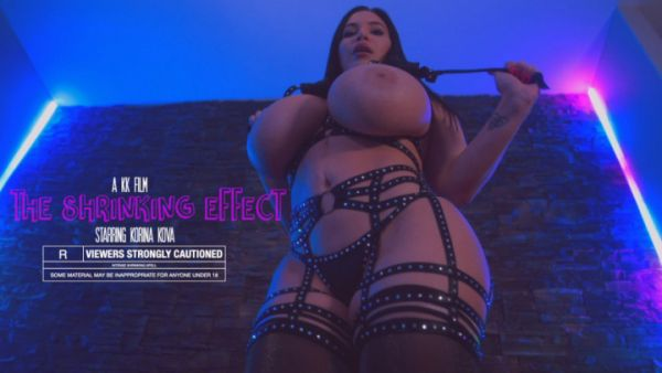 Goddess - The Shrinking Effect: Stripper Edition (13.04.2020) [FullHD 1080p] (Big Tits)