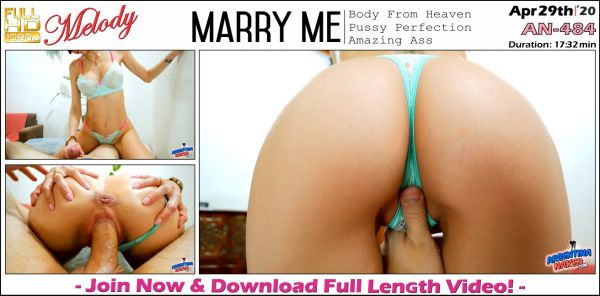 Melody - Marry Me - AN-484 (29.04.2020) [FullHD 1080p] (Argentinanaked)