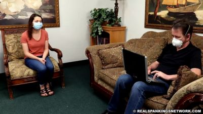 RealSpankings – Distance Learning Gone Wrong (part 1)