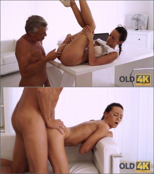 Liliane - Old - Finally she's got her boss dick (FullHD 1080p) [2020]