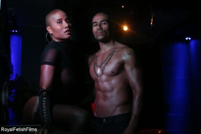 RoyalFetishFilms - May 1, 2020 - Jet Setting Jasmine, King Noire