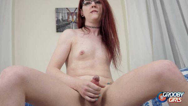 Joy Valentine Toys Her Sexy Ass