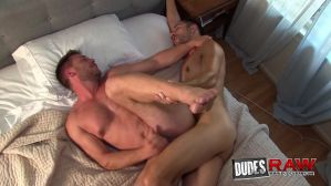 DudesRaw - Hans Berlin Gives Jace the Full Service