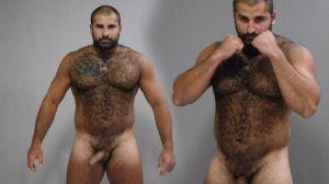 TheGuySite - Andrei - Naked Russian Bear