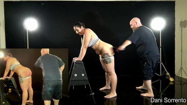 Big Butts: Dani Sorrento - Bratty Model Photo Shoot Spanking (31.03.2020) (FullHD/1080p)