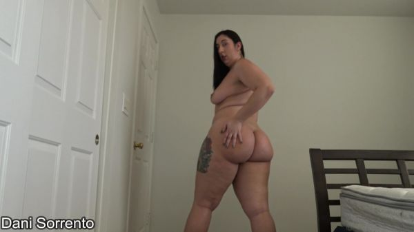 PAWG - JOI Ass Clapping with Cum Countdown with Dani Sorrento (FullHD/1080p) [2020]