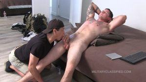 Militaryclassified - Coby Blowjob