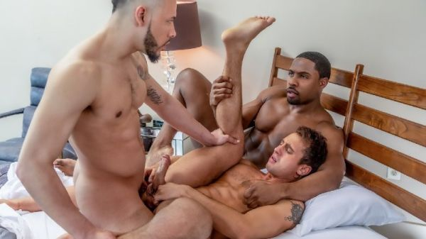 NM - DeAngelo Jackson, Jarret Moon, Elijah Wilde - Dick Swap