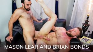 BarebackThatHole - Mason Lear and Brian Bonds - Make It Sloppy