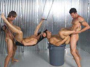 RandyBlue - Sling Orgy