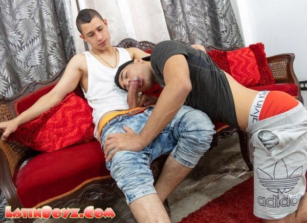 LB - Latino Monster Cock Porn Dante and Angelo