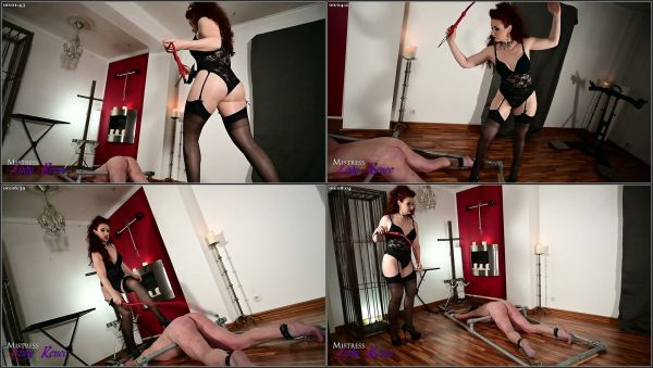 Pushed Up For A Whipping [FetishMania] Lady Renee (678 MB)