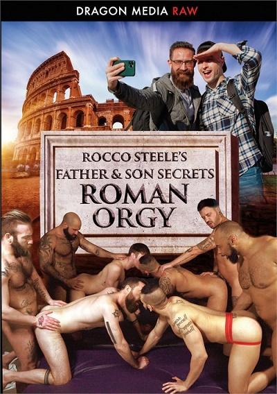 DragonMedia - Rocco Steeles Father And Son Secrets - Roman Orgy