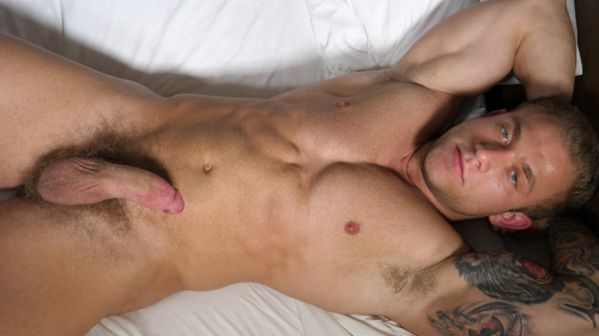 TGS - Jake Daniel - Muscle Man and a Dildo