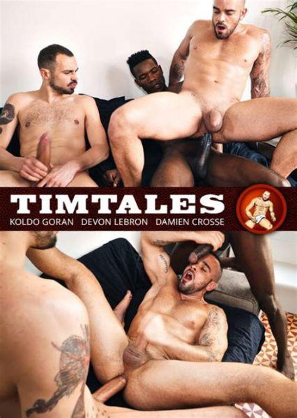 TT - Damien Crosse 3some - Damien Crosse, Devon Lebron, Koldo