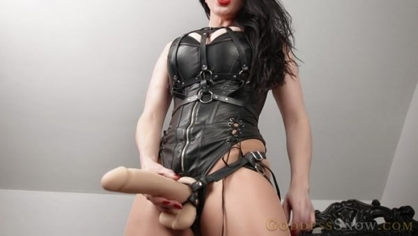 Goddess Alexandra Snow - Learn to Love My Cock