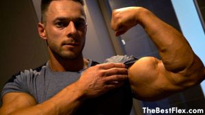 TheBestFlex - Ryan James - Ripped Blonde Muscle Hunk