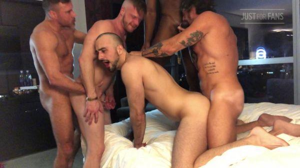 JFF - Jake Nicola Orgy Part 2