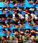 Miosotis and Kristina - Pool - FullHD 1080p