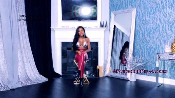 Princess Pilar - Findom Rehab: Stroke before Chastity