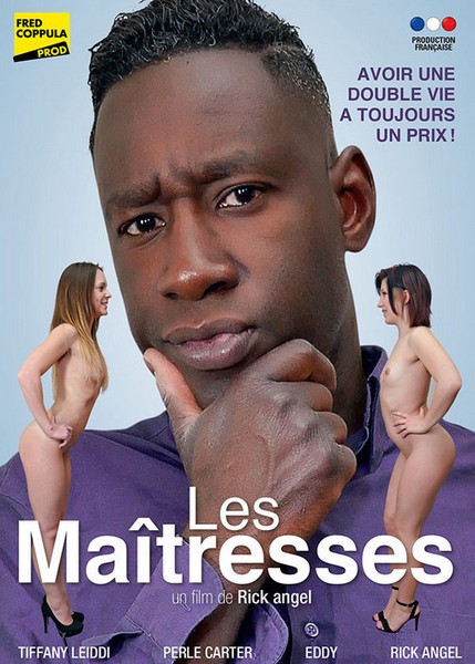Les Maitresses - The Paramours (HD Rip 720p) Cover