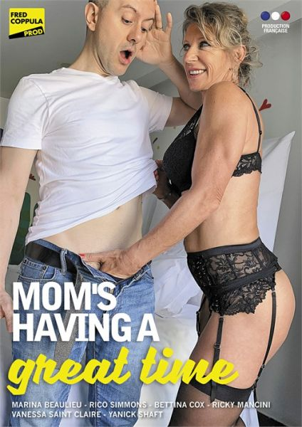 Mom`s Having a Great Time (HD Rip 720p) Cover