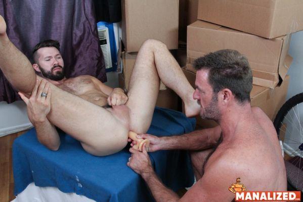 ML - Boy Toy - Anthony London & Conrad Logan