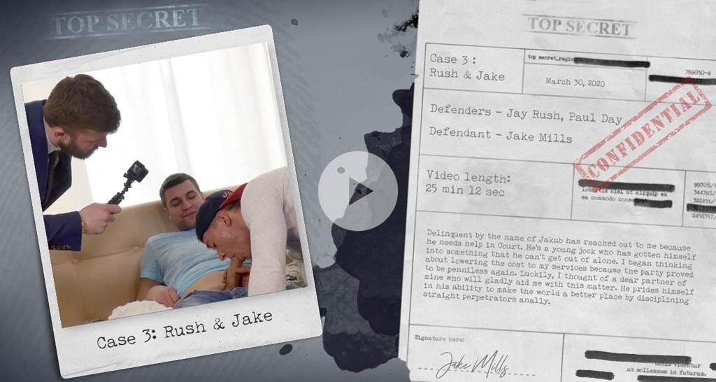 GLO - Season 2 - Case 3 - Rush & Jake