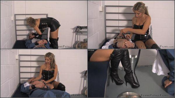 The New Inmate [FemmeFataleFilms] Anna Regent (305 MB)