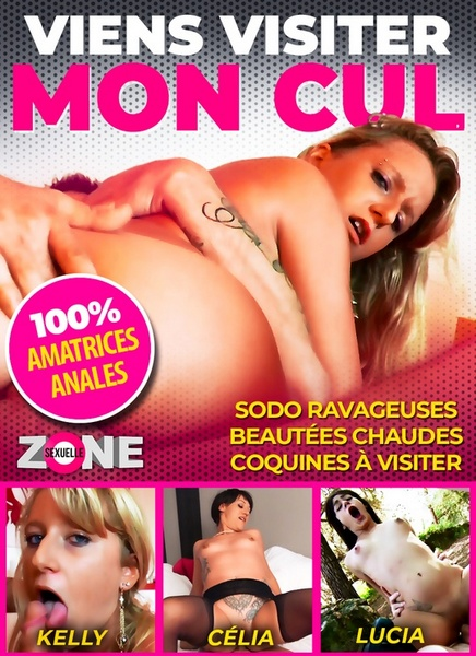 Viens visiter mon cul - Come Visit My Ass (2020 / HD Rip 720p)