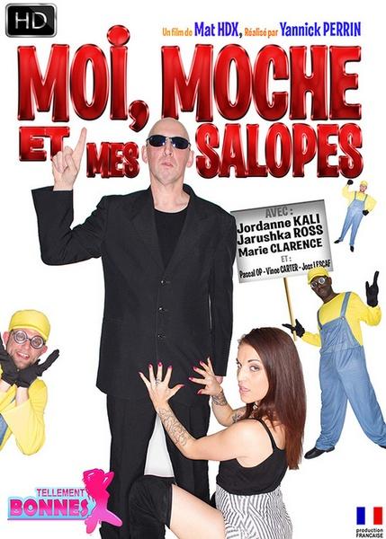 Moi, moche et mes salopes (HD Rip 720p) Cover