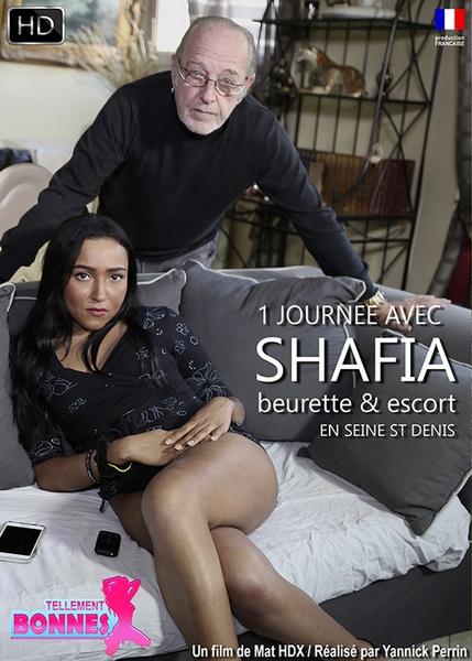 1 journee avec Shafia - beurette & escort - Une journee avec Shafia - beurette & escort (HD Rip 720p) Cover