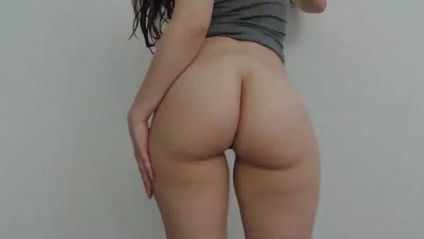 Ashley Alban - Stroke for Ashleys Perfect Ass
