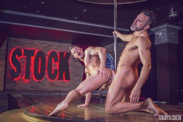 Colby's Crew - Manuel Skye & Skyy Knox - Stripper Audition