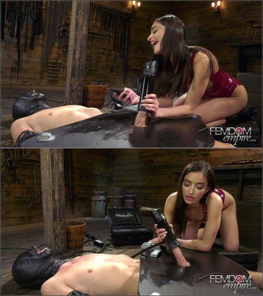 FemdomEmpire: Emily Willis - Slave Cum Extractor (FullHD/1080p)