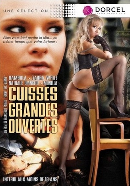 Cuisses Grandes Ouvertes - Funny Games (Year 2011) Cover